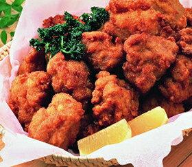ニチレイ)鶏もも唐揚げ 1kg(30〜33個入)(冷凍食品 カラアゲ からあげ 業務用食材 鶏 唐揚げ 揚げ物 フライ 若鶏モモ 和食)
