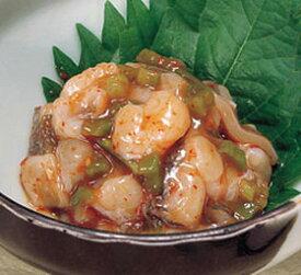 あづまフーズ)生たこキムチ 1kg(冷凍食品 一品 惣菜 お通し 業務用食材 蛸 タコ キムチ 和食)