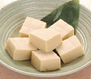 羽二重豆腐)味付こうや豆腐 700g(6枚入)(冷凍食品 冷凍 弁当 煮物 業務用食材 こうや豆腐 小鉢 惣菜 和食)