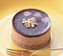 JTフーズ)ショコラムース 約32g×10個入(業務用食材 冷凍食品 洋菓子 ケーキ チョコ ちょこ)【RCP】