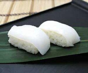 紋甲イカスライス 20枚入(1枚10g)(冷凍食品 お刺身 寿司ネタ 業務用食材 イカ いか 寿司)
