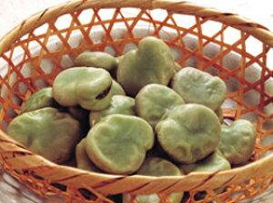 中国産)冷凍そら豆(2L) 500g(約100粒)(冷凍食品 大粒 簡単 時短 冷凍野菜 業務用食材 まめ 豆 マメ)