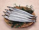 冷凍サンマ(丸)IQF 5尾入(冷凍食品 塩焼き 甘露煮 業務用食材 サンマ 秋刀魚 さんま)