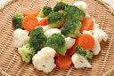 神栄)洋風野菜ミックス 500g(業務用食材 冷凍食品 カット野菜 ミックス 業務用)