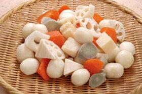 和風野菜ミックス 500g(冷凍食品 ごぼう 人参 筍 レンコン 里芋 業務用食材 野菜 カット野菜 ベジタブル 食材)
