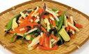 中華野菜ミックス 500g(冷凍食品 筍 人参 インゲン ヤングコーン マッシュルーム 業務用食材 カット野菜 ミックス 業…