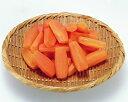 シャトーキャロット 500g(業務用食材 冷凍食品 野菜 カット野菜 業務用)