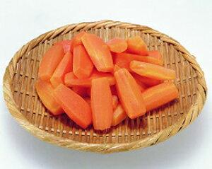 シャトーキャロット 500g(冷凍食品 簡単 時短 付け合せ 業務用食材 野菜 カット野菜 業務用)