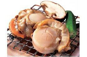 剥き帆立湯霜造り1kg(業務用食材 貝 冷凍食品 ホタテ 帆立 ほたて 剥き ひも付)