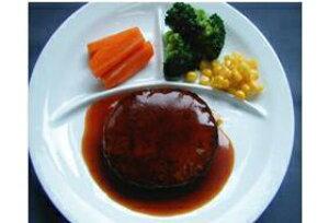 【学園祭食材】【イベント食材】YGC)デミ風ソースハンバーグ150g(冷凍食品 直火 デミグラスソース 業務用食材 ハンバーグ 洋食 肉料理)