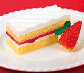 味の素)フリーカットケーキ いちごショートケーキ355g(冷凍食品 人気 定番ケーキ バイキング 業務用食材 冷凍 洋菓子 ケーキ)