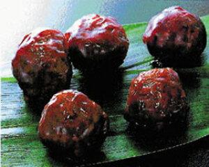 ヤマ食)ジャンボ肉だんご 約33g×20個入(冷凍食品 肉団子 ミートボール 業務用食材 肉だんご 洋食 肉料理)