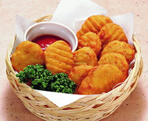 チキンナゲット (日本ハム) 937g (約46個入) 10199(スナック 人気商品 チキンナゲット 洋食)