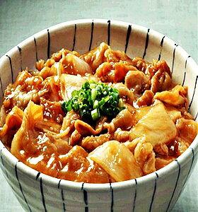 ピリ辛豚丼 1食 95g 17582(冷凍 弁当 業務用 丼 ドンブリ 保存食)