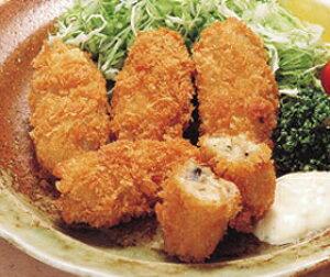 マツワ商事)大粒カキフライ(韓国産) 約35g×30個入(冷凍食品 弁当 居酒屋 業務用食材 カキフライ 洋食 牡蠣 カキ フライ)