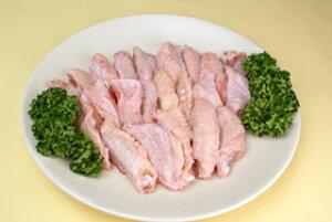 輸入)冷凍テバナカハーフ 2kg(冷凍食品 唐揚 焼き鳥 焼物 業務用食材 鶏肉 手羽中 手羽)
