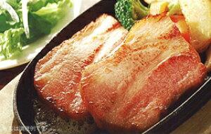 米久)ベーコン厚切り(8mm厚) 500g(冷凍食品 焼肉 業務用食材 ポーク ステーキ バーベキュー)