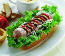 【学園祭食材】【イベント食材】米久)ジャイアントBOO(ノンスモーク) 2kg(約25本入)(業務用食材 ウインナー 洋食 冷凍食品)