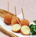 【学園祭食材】【イベント食材】オーブン)ミニチーズドッグ 約550g(25個入)(業務用食材 ミニチーズ 洋食 冷凍食品)