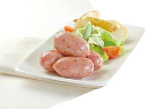 米久)こぶーた ノンスモーク 720g(冷凍食品 朝食 居酒屋 業務用食材 ソーセージ ウインナー 洋食 肉料理)