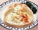 【学園祭食材】【イベント食材】大栄)かに甲羅グラタン 3個入(業務用食材 グラタン・ドリア 洋食 冷凍食品)