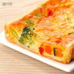 味の素冷凍食品)7種の野菜のキッシュ1本300g【冷凍商品】【9,000円以上ご購入で送料無料】