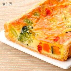 味の素冷凍食品)7種の野菜のキッシュ 1本300g(冷凍食品 女性に人気 簡単 電子レンジ 業務用食材 キッシュ 洋食)