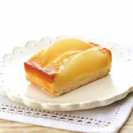 味の素冷凍)フリーカットケーキ 白桃のタルト 1本380g(冷凍食品 バイキング パーティー 業務用食材 冷凍 洋菓子 ケーキ)