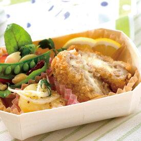 MCC)ソースdeメンチカツ<チーズ> 75g×10個(冷凍食品 弁当 業務用食材 コロッケ カツ フライ 洋食 ビール)