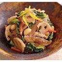 ケンコー)冷凍6品目入り野菜のごま和え 500g(和食,惣菜)