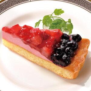 ダブルベリータルト 約45g×6個入 17636(イチゴ ブルーベリー 味の素 ケーキ デザート)