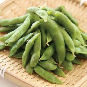 新井フーズ)黒豆枝豆(塩茹で) 500g(冷凍食品 えだまめ エダマメ 冷凍野菜 時短)