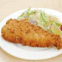 ニッスイ)ジャンボたらカツ 約170g×24枚(●ケース)(タラカツ 鱈カツ 揚物 魚料理 すけそうだら スケトウダラ)