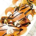 日清フーズ)もちもち食感ミニパンケーキ 400g(20枚)(スナック おやつ 軽食 デザート ケーキ スイーツ ぱんけーき)