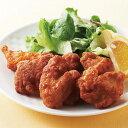 神栄)若鶏の唐揚げ(胸肉) 1kg(約40個入)(からあげ 唐揚 カラアゲ 鳥から 揚物)