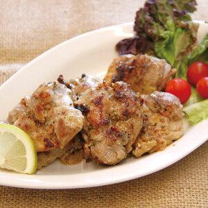 フーズタヒコ)鶏モモスパイス焼 約60g×6切(弁当 鶏もも 肉 チキン)