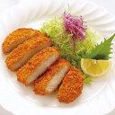四国日清)LPロースカツ 3000g(50個)(冷凍食品 ケース販売 リーズナブル 業務用食材 ロースカツ 洋食 肉料理)