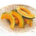 かぼちゃスライス M 500g (約31〜38枚入) 19922(冷凍野菜 カット野菜 南瓜 カボチャ セール 割引 10%OFF)