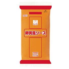 QP)スノーマン 卵黄風ソース500g(たまご タマゴ タマゴ キューピー ソース 調味料)