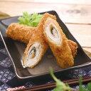 四国日清)豚ロールカツ(梅しそ)約80g×10本入(洋食揚げ物 肉特集 洋風 揚物 洋食カツ 洋食揚げ物メニュー ポピュラー…