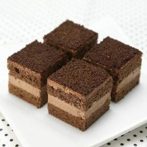 シートケーキ54 チョコ 1シート (54カット) 4366(バイキング パーティー 冷凍 洋菓子 ケーキ ココア)