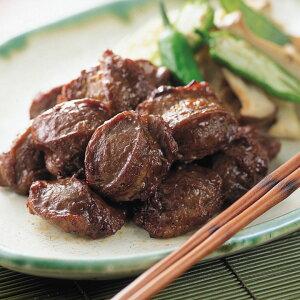 ヨコオフーズ)秘伝たれ焼き(砂ずり)500g(冷凍食品 本格的 炭火 コリコリ 業務用食材 砂ずり 鶏肉)
