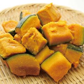 交洋)南瓜乱切り 1kg(冷凍食品 かぼちゃ カボチャ カット野菜 冷凍野菜 時短)