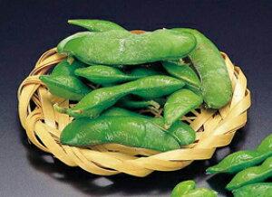 茶豆 (塩味) 500g (約180〜200粒入) 19214(ちゃまめ 冷凍 まめ 豆 マメ 業務用)