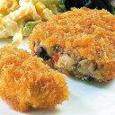 ニチレイ)衣がサクサクのコロッケ(肉じゃが) 70g×20個入(業務用食材 コロッケ 洋食 肉料理 冷凍食品)