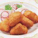 宝幸)カマンベールチーズフライ約15g×50個(冷凍食品 ワッフルポテト ちーず かまんべーる)
