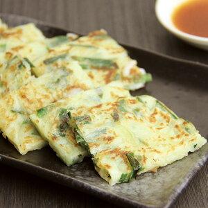 日本リッチ)韓国風お好み焼き10枚(冷凍食品 海鮮お好み焼 いか たこ おこのみやき お好み焼)