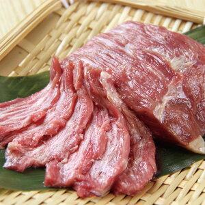 小田桐産業)馬肉(生食用)(馬脂注入馬刺し) 100g(冷凍食品 ばさし 業務用食材 馬肉 刺身)