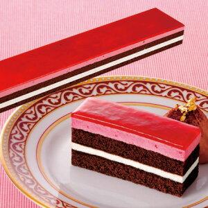 フリーカットケーキ サワーチェリー 430g (カットなし) 12577(バイキング パーティー ヨーグルト ムース 冷凍 洋菓子 ケーキ)