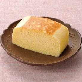 味の素冷凍)フリーカットしっとりチーズ蒸しケーキ260g(冷凍食品 バイキング パーティー ケーキ ちーず むしけーき)